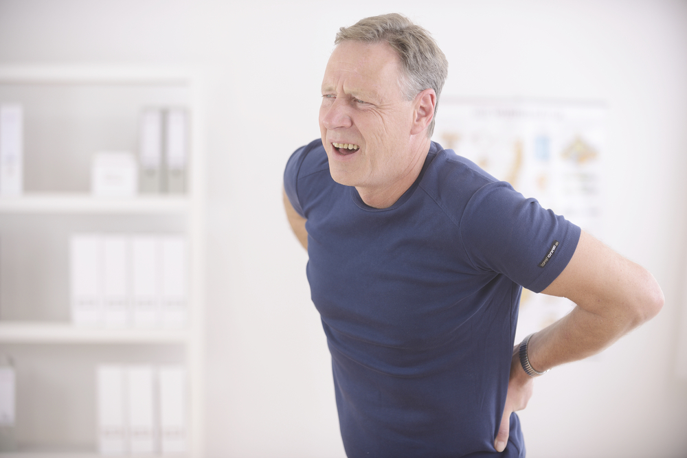 man with sciatica in omaha